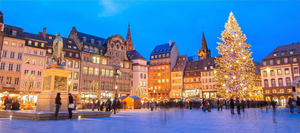 Strasbourg, Capital de noël